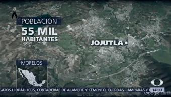 Jojutla Morelos Comunidad Perjudicada Terremoto