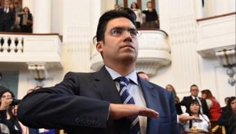 Jorge Romero presidente Mesa Directiva ALDF