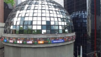 La Bolsa Mexicana de Valores gana por compras de oportunidades