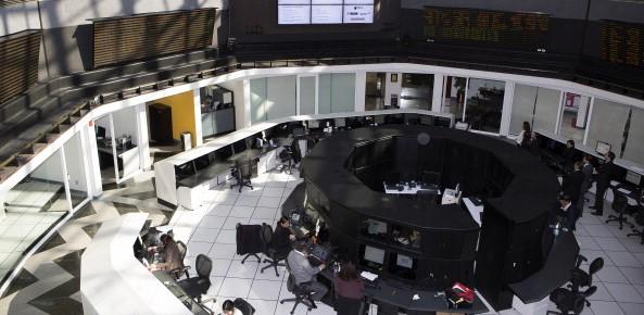 La Bolsa Mexicana de Valores pierde en su apertura