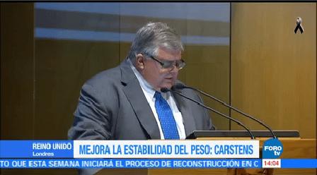 Moneda Mexicana Seguirá Fortaleciéndose Agustín Carstens