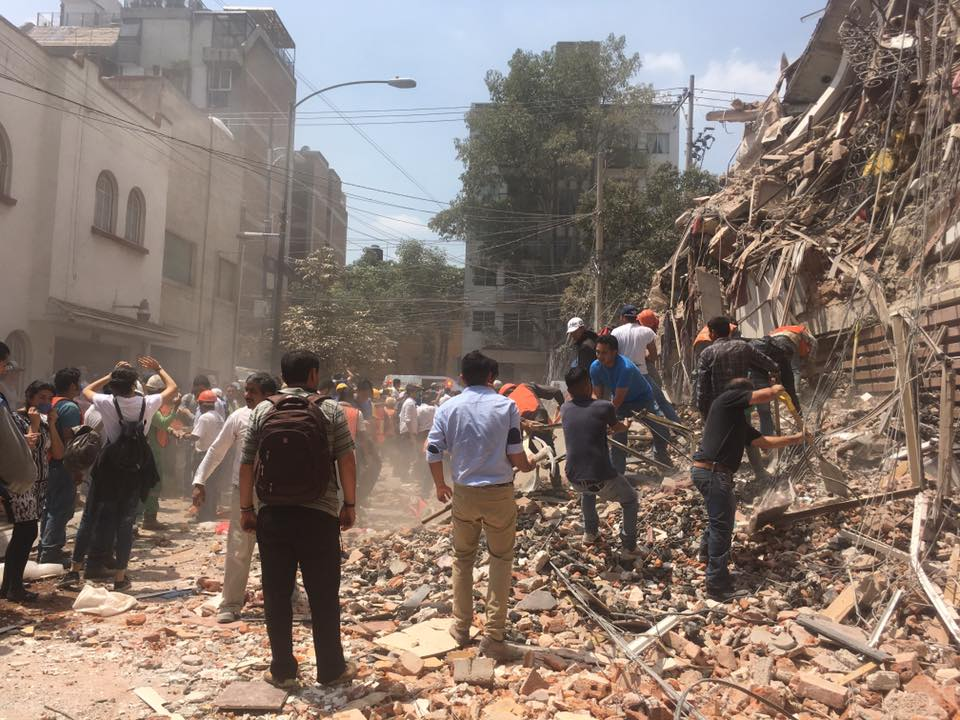 Suspenden clases en Puebla, CDMX, Edomex, por sismo