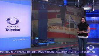 Las noticias, con Danielle Dithurbide: Programa del 7 de septiembre del 2017