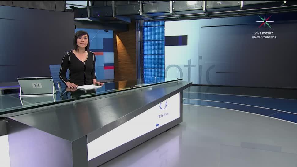 Las noticias, con Karla Iberia Programa del 8 de septiembre 2017