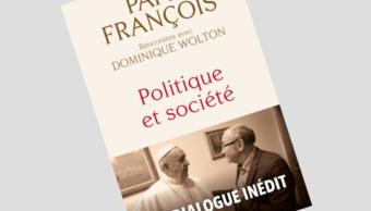 Sociologo frances presenta libro sobre el papa Francisco