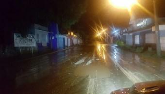 eportan un muerto por lluvias en Oaxaca