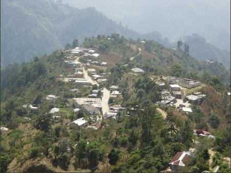 Sepulta alud viviendas y mata a 2, en Chiapas
