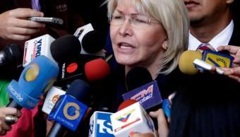 Exfiscal Venezuela se reúne con procurador Raúl Cervantes