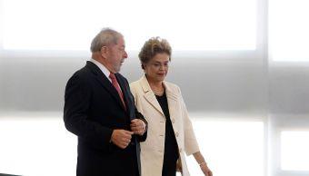Fiscal Brasil denuncia expresidentes Lula y Dilma organizacion criminal