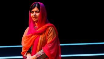 Malala pide a compañera de Nobel condenar represión en Myanmar