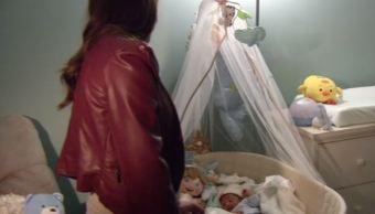 Se convierte en madre durante el terremoto del 19 de septiembre