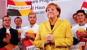 Alemanes deciden si Merkel se mantiene para cuarto mandato