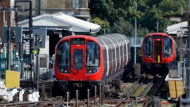 Vías del Metro de Londres afectado tras explosión de artefacto casero