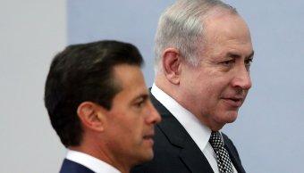 México e Israel actualizarán el tratado de libre comercio