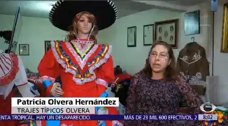 México Más Cien Trajes Típicos Vestimentas