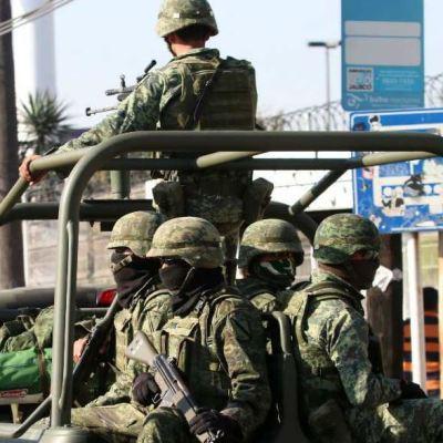 Fuerzas federales buscan a responsables de asesinatos en fiesta en Minatitlán