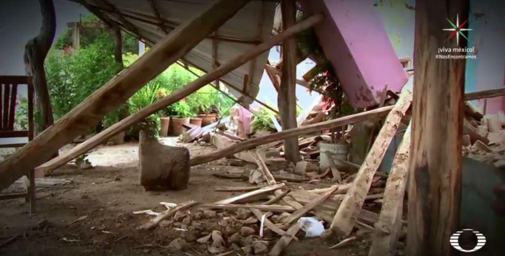 Mixtequilla, Unión Hidalgo y Chicapa de Castro, otros municipios oaxaqueños afectados por el sismo