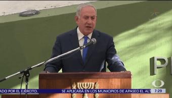 Morena Declarar Persona Grata Benjamin Netanyahu