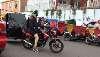 Regulan bicitaxis y prohíben mototaxis en reglamento de movilidad CDMX