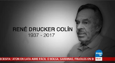 Muere Doctor René Drucker Secretario De Ciencia Tecnología Innovación