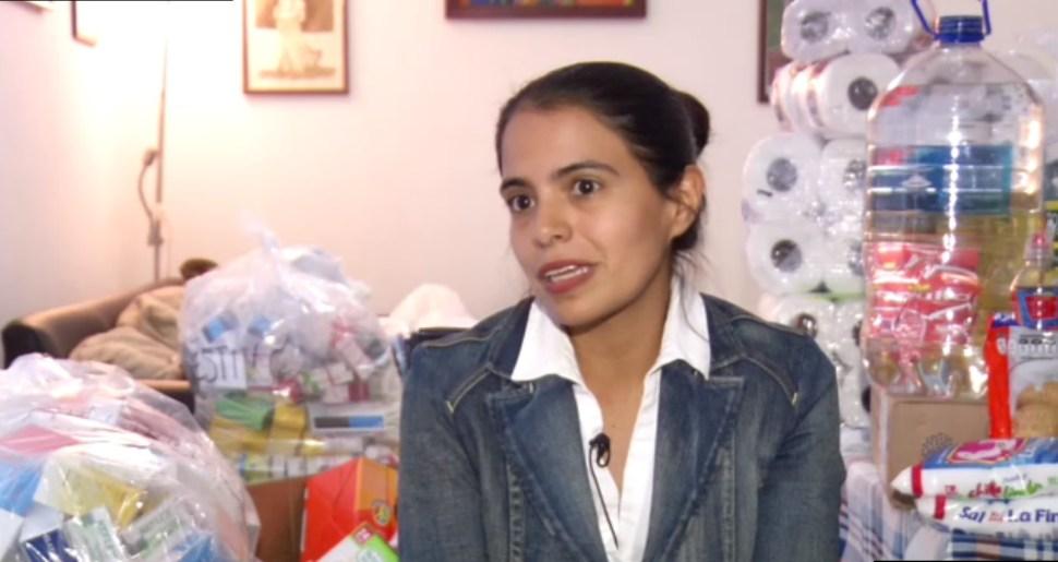 mujeres de juchitan instalan centro de acopio