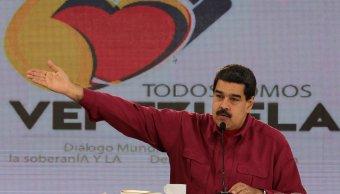 Partido opositor pide Maduro cesar ataques durante diálogo