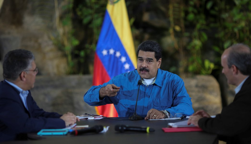 Maduro acepta dialogar oposicion venezolana lo niega