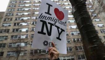 Nueva York, ciudad santuario en favor de los migrantes