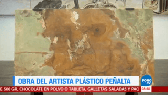 Obra Artista Plástico Peñalta Ximena Cervantes