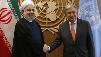 EU pagará alto precio si Trump desecha acuerdo nuclear de Obama: Rohani
