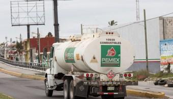 Petróleo mexicano cierra sesión alza 20 centavos