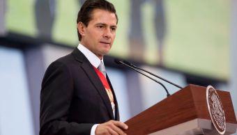 No aceptaremos nada que vaya en contra de nuestra dignidad: Peña Nieto