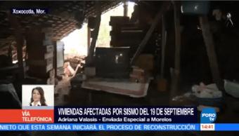 Población Afectada Sismo Xoxocotla Pide Materiales Construir Viviendas