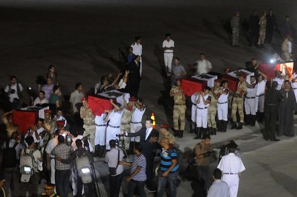 Estado Islámico mata a 18 policías en atentado con explosivos en Egipto