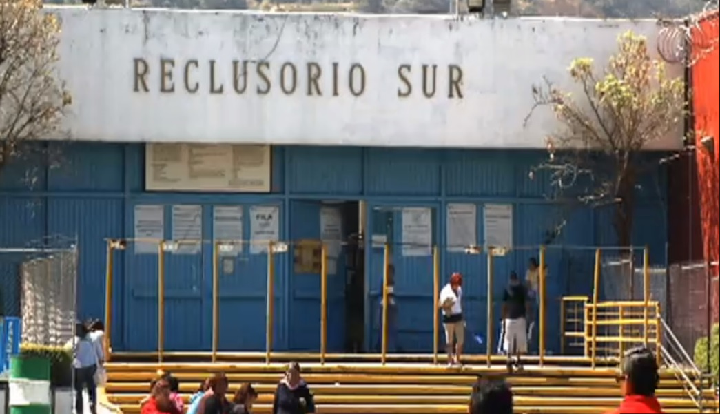 Ingresan al Reclusorio Sur cinco hombres por robar joyería en Coyoacán, CDMX