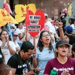 Dreamers protestan Estados Unidos posible cancelacion DACA