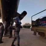 Puente aéreo para entrega de víveres en Sierra Norte Oaxaca