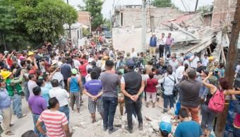 Confirma Graco Ramírez que son 73 las personas fallecidas Morelos