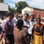 afectaciones en el municipio de Juchitán tras sismo