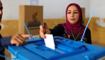 Estados Unidos no reconoce referéndum independentista Kurdistán