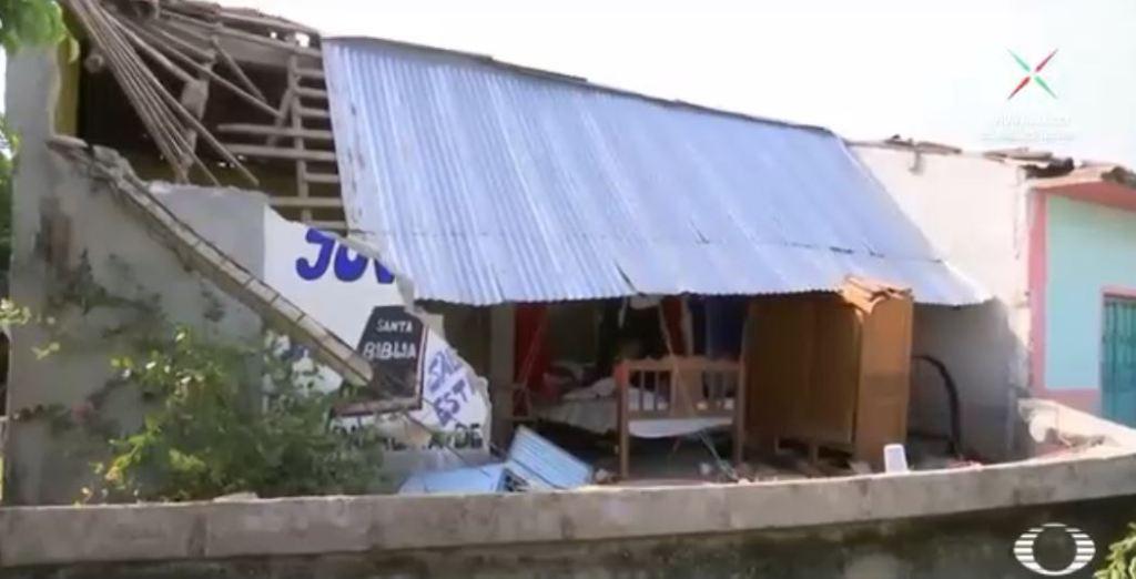Réplicas sísmicas y deslaves dificultan ayuda en Chiapas