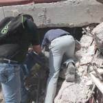 Suman muertos sismo registrado mexico