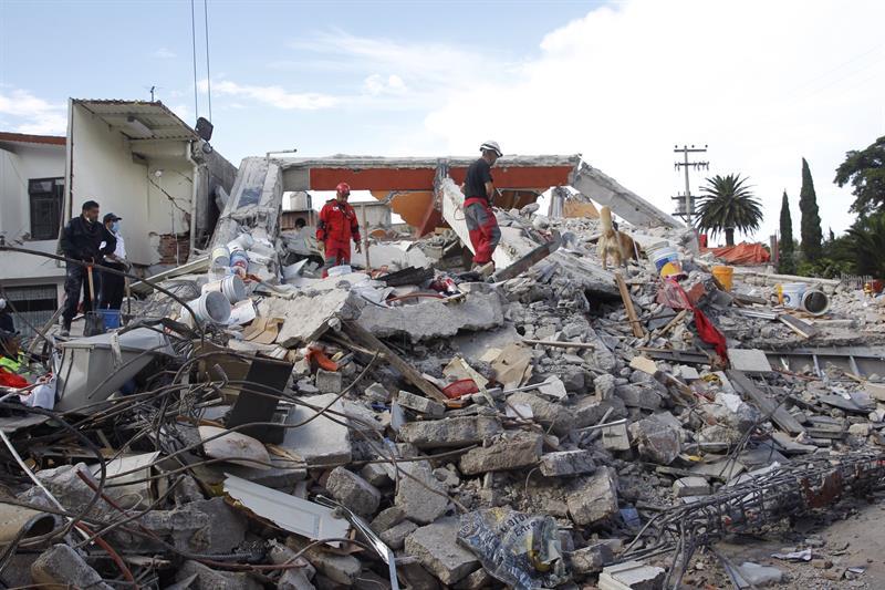 Sin luz a 327 mil en Oaxaca por sismo