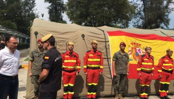 Rescatistas extranjeros apoyaron a México en labores de rescate tras sismos