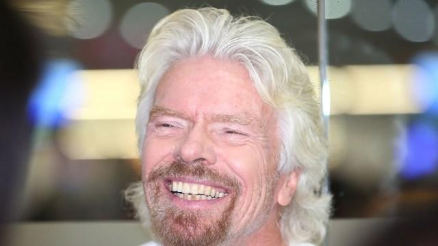 "Richard Branson propone ""Plan Marshall"" para islas del Caribe afectadas por ""Irma"""
