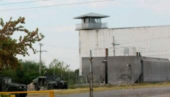 Riña penal Ciudad Victoria Tamaulipas deja reos lesionados