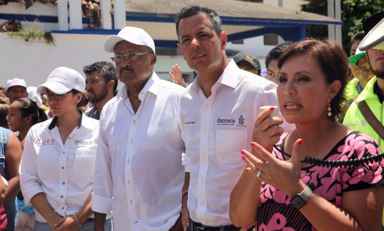 Hay 50 mil viviendas dañadas en Oaxaca