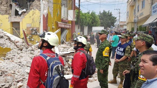 Los soldados no estamos cansados Salvador Cienfuegos