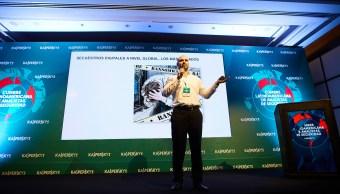 Santiago Pontiroli, analista de seguridad para Kaspersky Lab América Latina