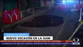 abre, socavón, San Juan, Aragón
